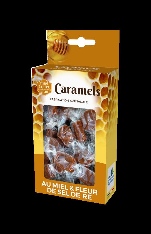 bonbon caramel miel