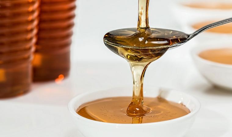 le miel abeilles
