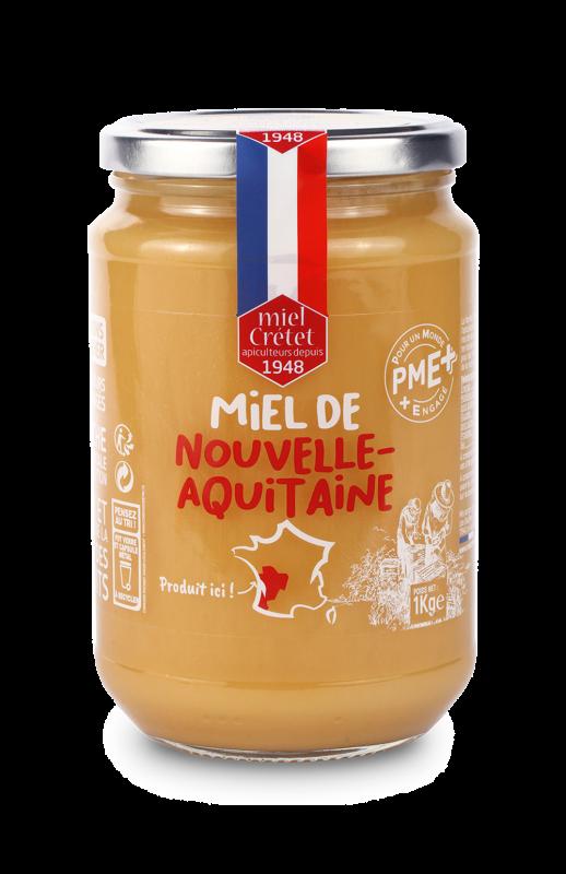 miel de france nouvelle aquitaine
