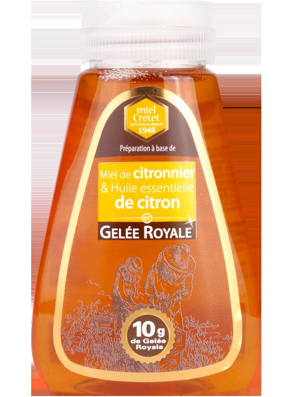 miel enrichis squeezer citronnnier250g