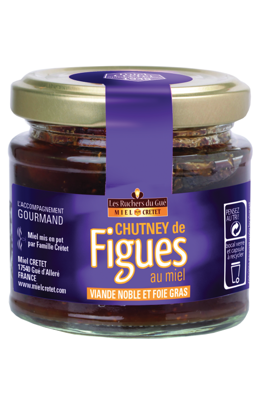 miel chutney figues