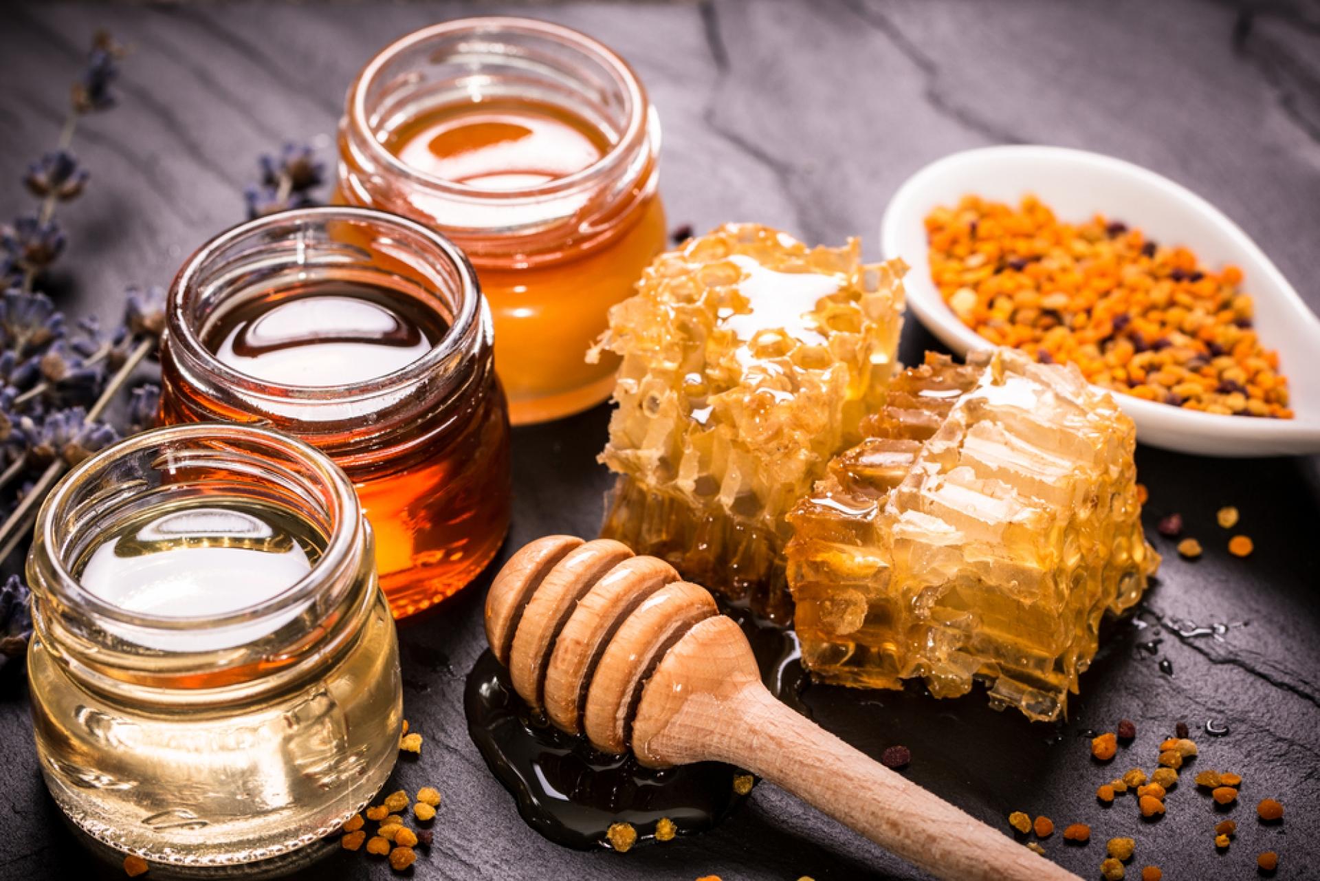 remplacer sucre par miel