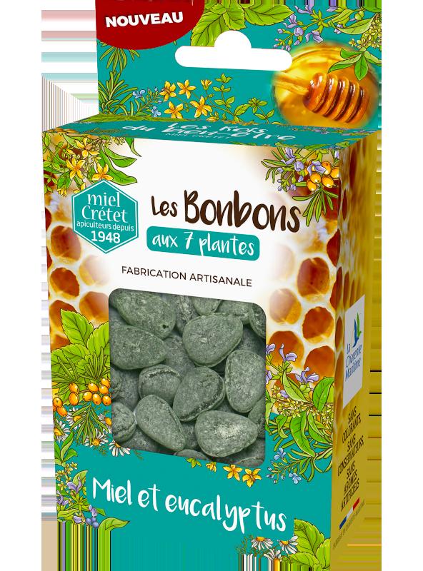 tradition bonbons 7 plantes eucalyptus