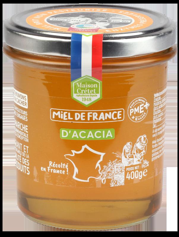 tradition miel acacia 400gr