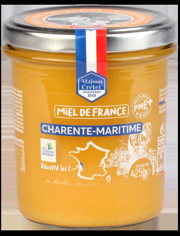 tradition miel charente maritime 425g