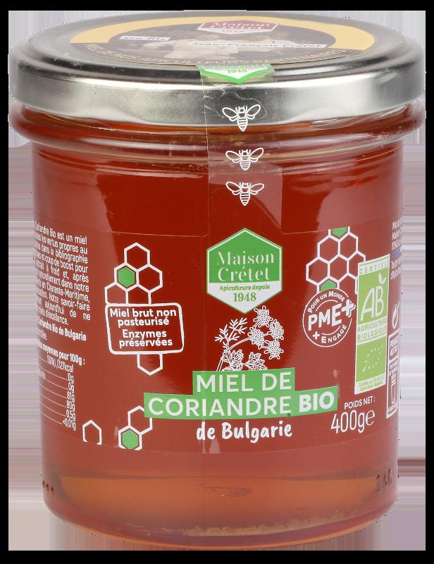 tradition miel coriandre