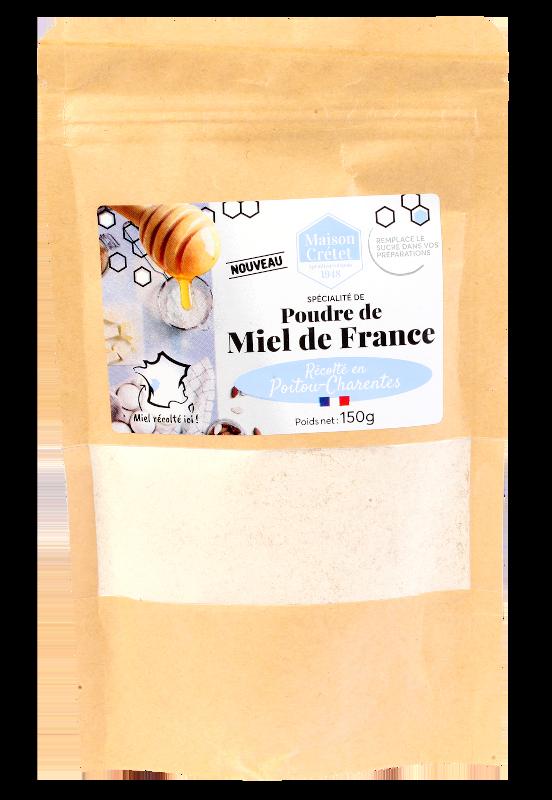 tradition miel en poudre 150g