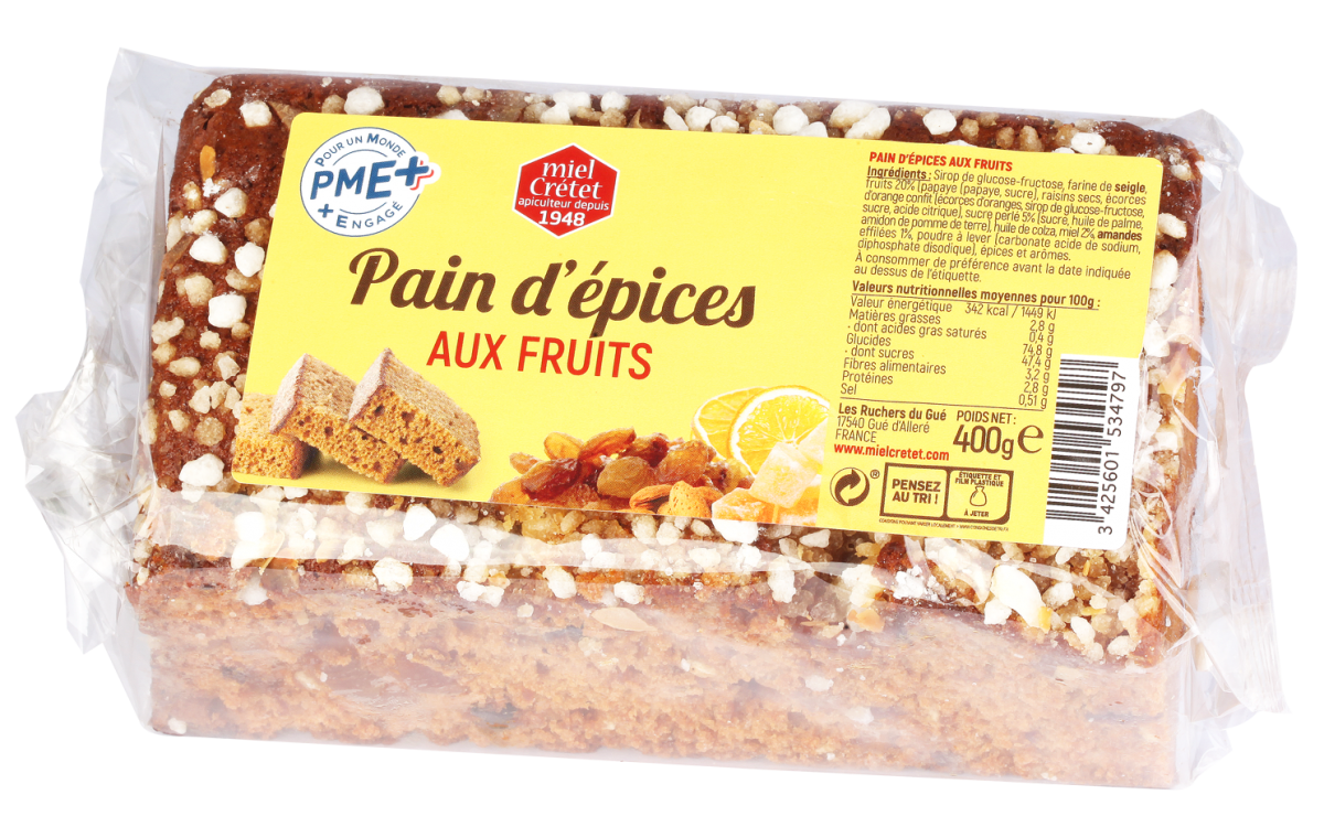 tradition pain epices fruits 400