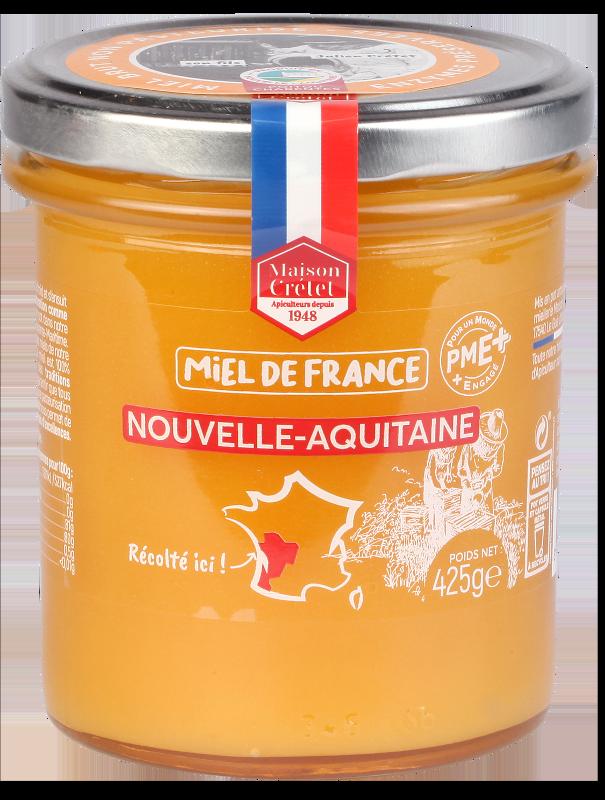 tradition  miel nouvelle aquitaine 425gr
